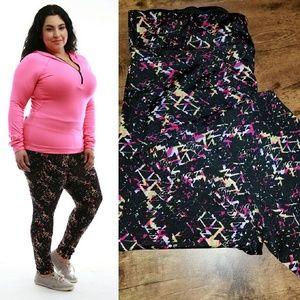 Pants - Plus size leggings joggers 1x