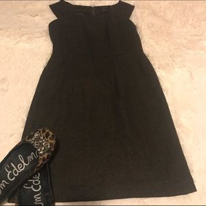 Banana Republic brown Aline dress