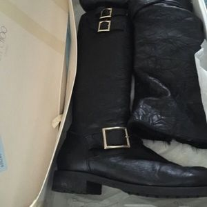 Jimmy Choo Shoes - Biker Boots