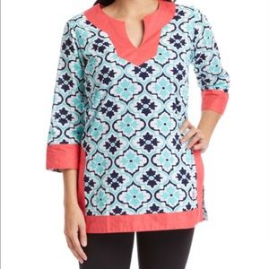 simply southern Tops - Simply Southern Moroccan inspired tunic