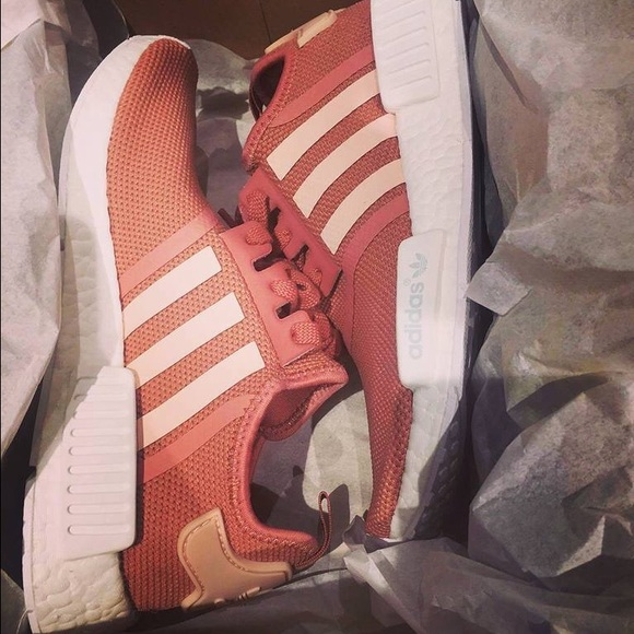 91 off adidas shoes adidas nmd raw pink size 6 or 6 5. Black Bedroom Furniture Sets. Home Design Ideas