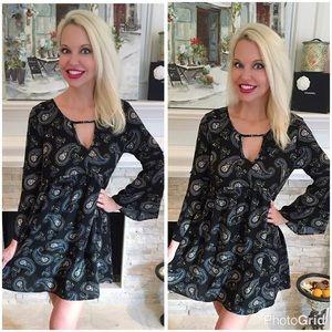 cowl neck evening dresses