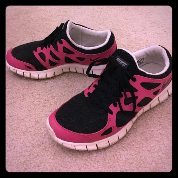 e247fb7f07f Nike Women s Free Run +2 EXT Running Shoes Size 8.  M 58775db0620ff76634050f9f