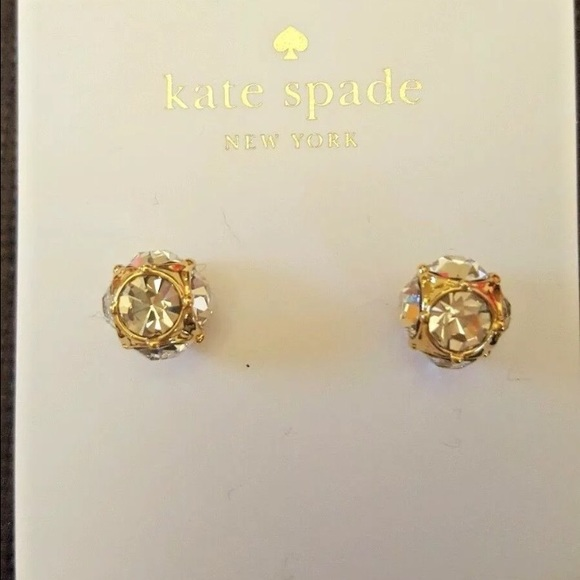 81821db4d kate spade Jewelry | Nwt Lady Marmalade Stud Earrings | Poshmark