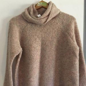 Madewell Dusty Rose Sweater