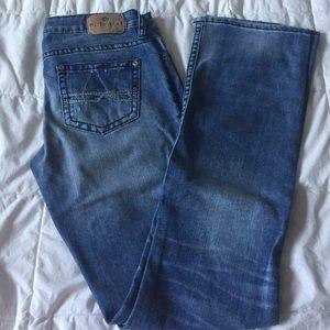 Buffalo David Bitton Denim - Buffalo Jeans: Mischa light wash