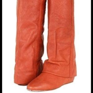 Chloe Shoes - ⚡️FINAL SALE⚡️SEE by Chloe stovepipe cognac boot