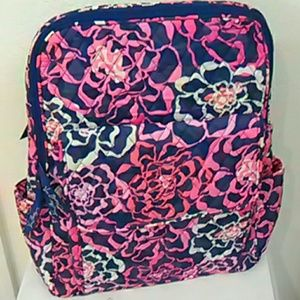 Ultimate backpack Vera Bradley Katalina Pink