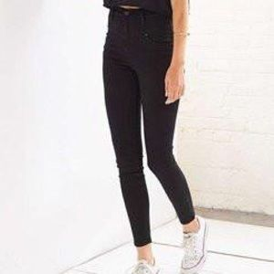 BDG JERRY SEAMED HIGH-RISE JEANS 1
