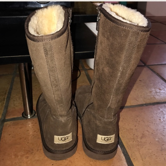 101d498ca70 UGG Classic II Tall Women's Boots in Chocolate