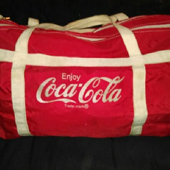 Vintage Coca Cola purse