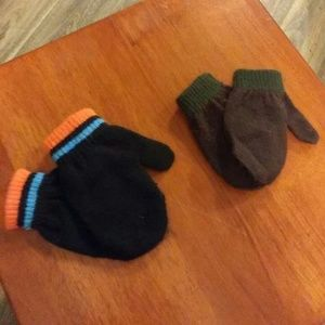 Other - Two pairs of mittens