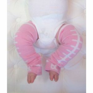 Other - Football Pink Baby Leggings