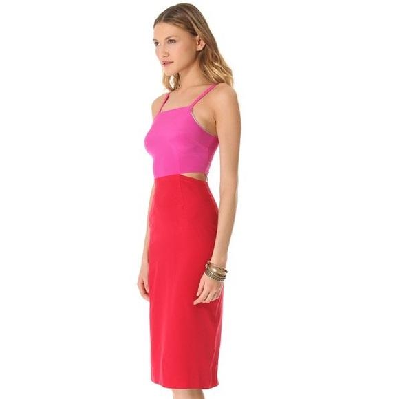 Mara Hoffman Dresses Silk Cutout Midi Dress Poshmark