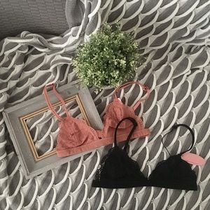 Other - Must Have Lace Bralettes