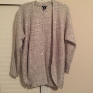 Rue 21 Sequined Sweater