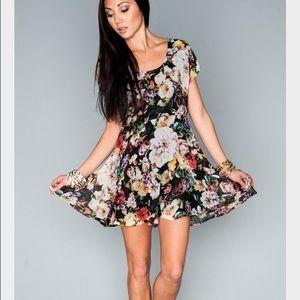 Show Me Your Mumu Floral Babydoll Dress