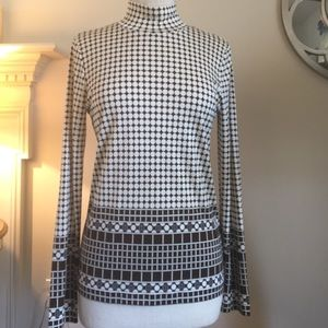 NWT TORY BURCH turtleneck size med