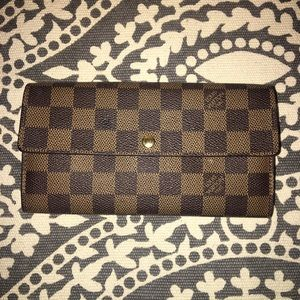 ce7f5bb9d184 ... ON TRADESY    Louis Vuitton Damier Ebene ...
