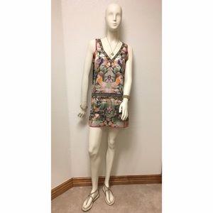 Custo Barcelona Dresses & Skirts - NWT $398 CUSTO BARCELONA SEQUIN MINI SHIFT DRESS