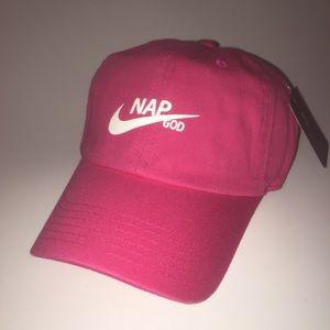 e740542349b Accessories - Nap God Dad Hat NWT