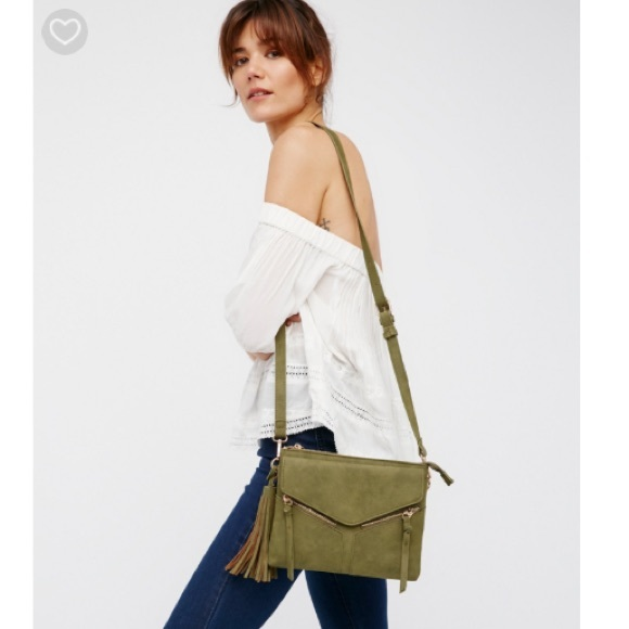 0626949f94ad Free People Leanna Vegan Crossbody