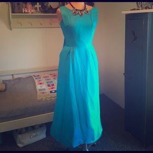 60s prom dress Size 6