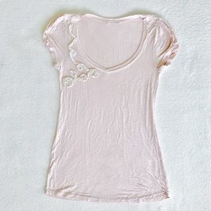  Anthropologie Tee