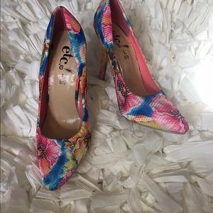 Rue21 Shoes - ‼️SALE‼️Floral💐 Heels