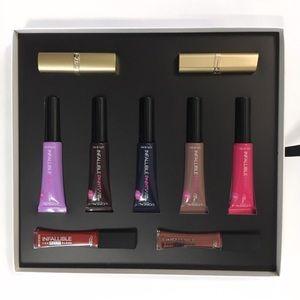 L'Oreal Makeup - L'Oréal Lip Kit