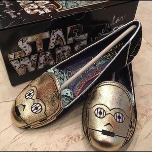 Irregular Choice Star Wars Flats