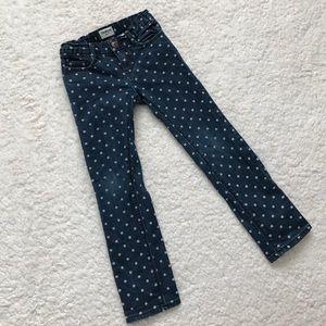 Osh Kosh Other - Osh Kosh Polka Dot Jeans