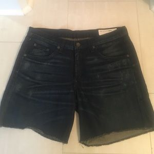 Rag and bone boyfriend shorts