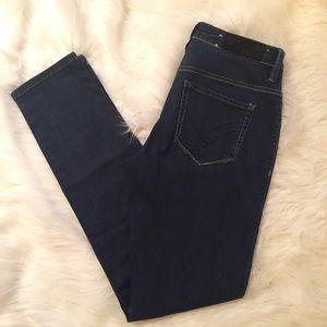 William Rast Denim - William Rast Slim Leg Jeans 6 dark stretch