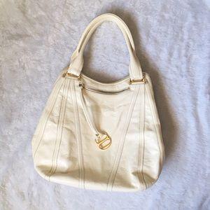 Kooba Handbags - Kooba cream colored bag