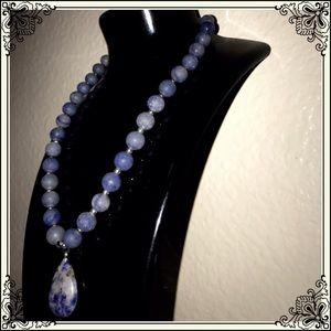Jewelry - 🛍SUBMIT OFFER🛍Blue Aventurine Necklace