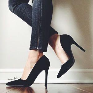 """Qupid Shoes - 🆕 Qupid """"Walla-02"""" d'Orsay Pump Heel"""