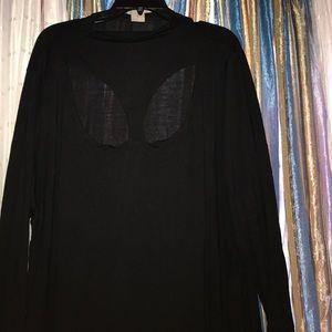 ASOS Curve Dresses & Skirts - Black plus size cut out bodycon