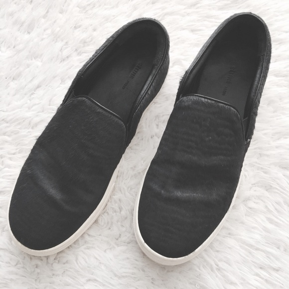 e0a2de7f8a20 Celine Shoes - CCO⚡️Celine Skate Slip On Pony Hair Sneakers