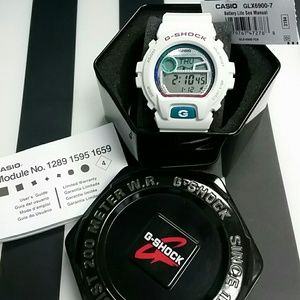 G-Shock Other - G-Shock by Casio Multi-Function White Watch