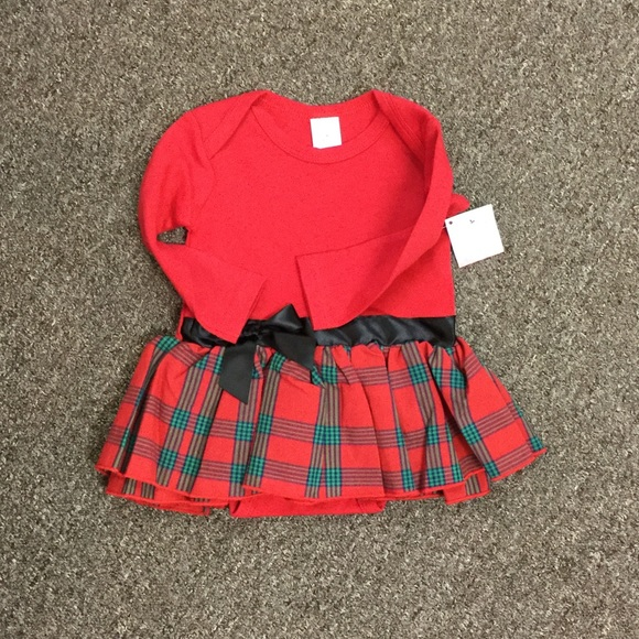 d3d98c754d4a Old Navy Dresses | Tutu Cute Plaid Diaper Shirt | Poshmark