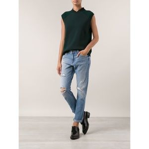 Neuw Denim - NEUW Sister Ray Slim Slouch Jeans Busted Air Wash