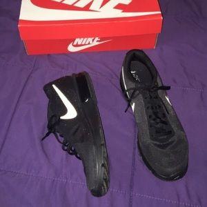 Nike Shoes - Nike black sneakers