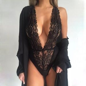 Other - Lace Appliqué Lingerie