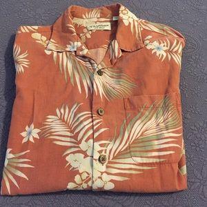 Men's Caribbean Silk Blend Button