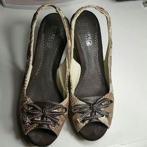 Sperry Top-Sider Shoes - Sperry Top Sider, Brown cork Wedges