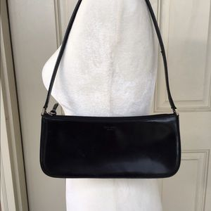 kate spade Handbags - Authentic Kate Spade Black Leather Purse