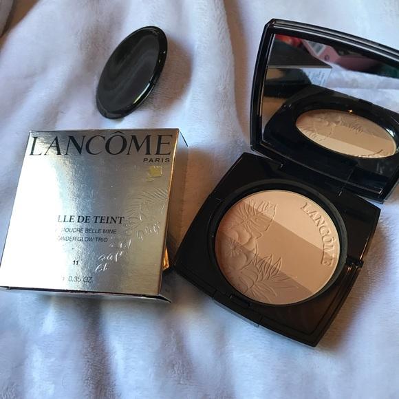 7b92fb338 Lancome Makeup   Lancme Belle De Teint Powder Glow Trio 11   Poshmark
