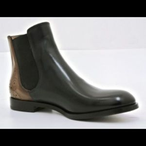 Fratelli Rossetti Shoes - Fratelli Rossetti black, short boot, size 37.5
