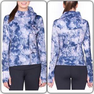 Karma Jackets & Blazers - Karma Printed San Suu Jacket
